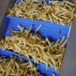 tapis elevateur fruit legume frites fraiches
